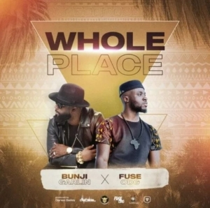 Fuse ODG ft. Bunji Garlin - Whole Place